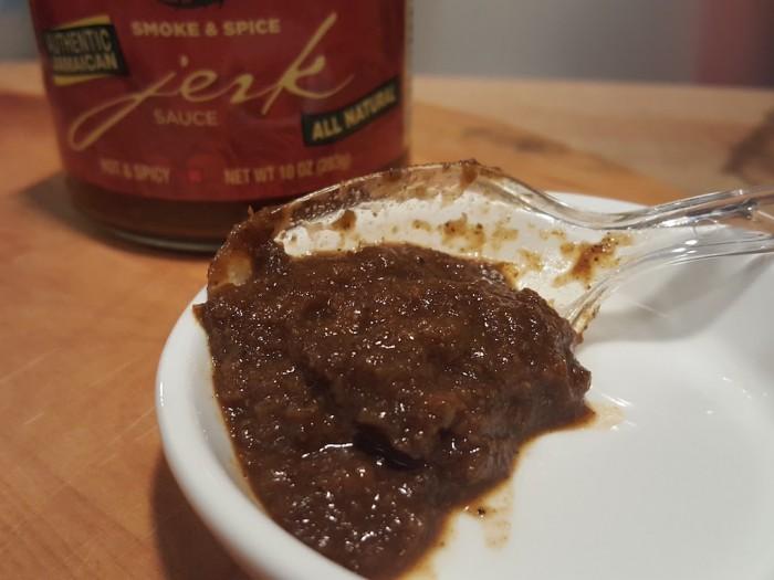 Smoke & Spice Jerk Sauce texture