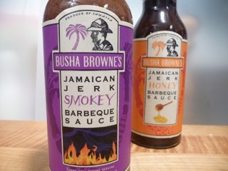 Busha Browne's Jamaican Jerk Smokey Barbeque Sauce