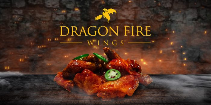 Buffalo Wild Wings Dragon Fire Wings Image
