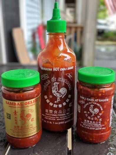 Huy Fong Sriracha