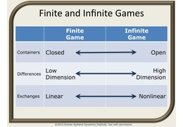 Difference between finite and infinite cryptocurrencys