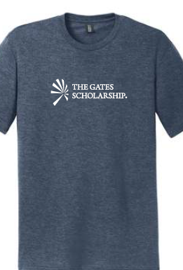 TGS - Shirt - Perfect Tri Tee - Navy Frost - Coed