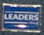 YLS - Lapel Pin - rectangular - Magnetic