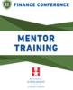 "SIgn - Coroplast - 22"" x 28"" - FINC - Mentor Training"