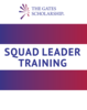 Sign - TGS Easel - 24x30 - Squad Leader Training