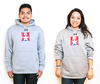 HSF Under Armour Grey Hooded Sweatshirt