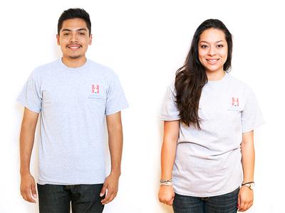 HSF Grey T-shirt (Co-Ed)