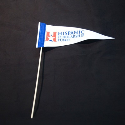 H-S-F White Pennant