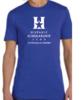 Blue Participant Male Gildan T-shirt