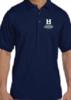 Navy Men Polo NLC/STEM