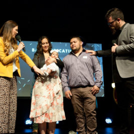 Baby Dedications Screen Image Examples