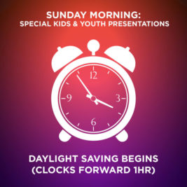 Daylight Savings Social Media Pack