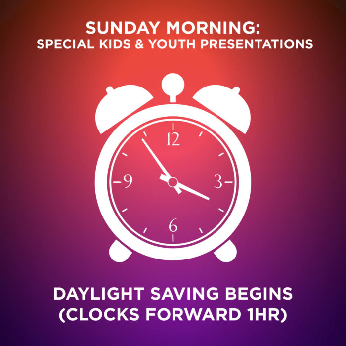 Daylight Savings Social Media Pack