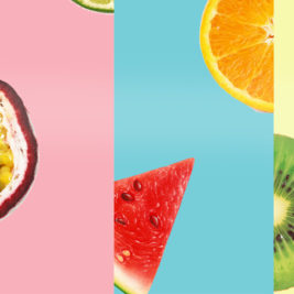 Fruit Salad Screen Images