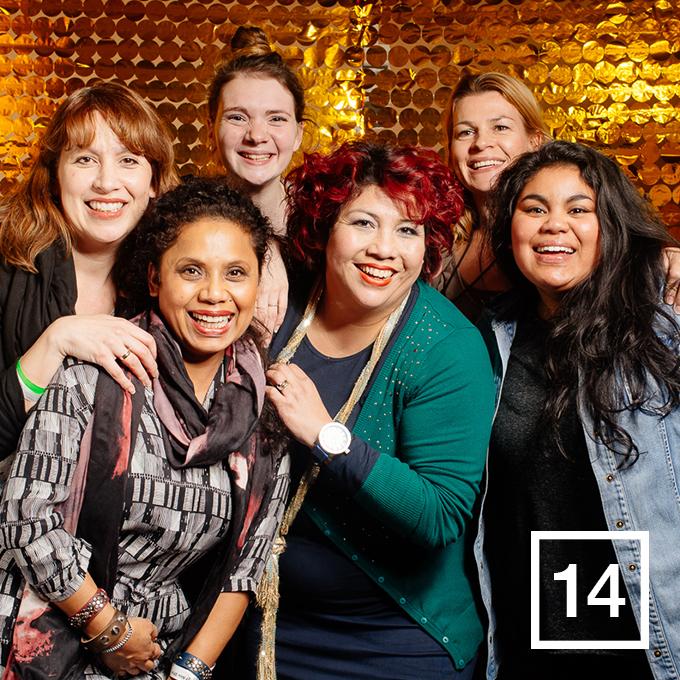 Sisterhood Connect Group Studies | 2014