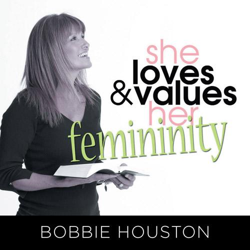 She Loves and Values Her Femininity Part 1