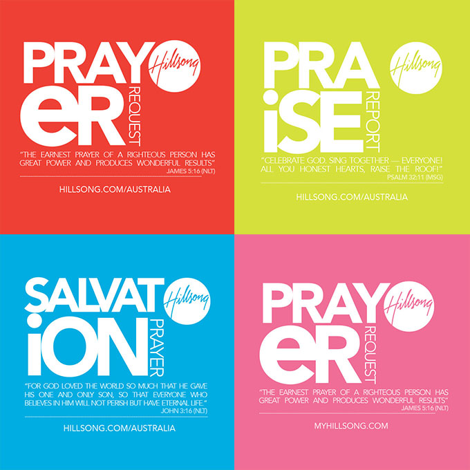 Prayer Requests & Praise Reports | Package
