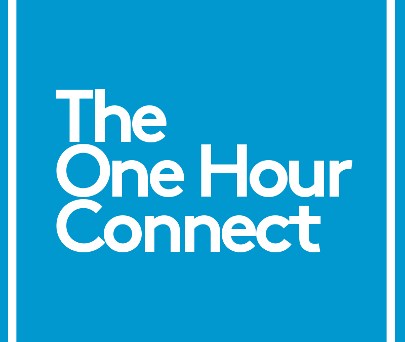 One Hour Connect Graphics