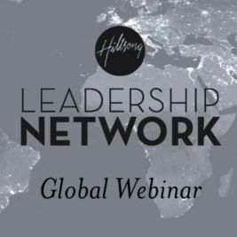 Hillsong Leadership Network Global Webinar Darren Kitto and Brendan White