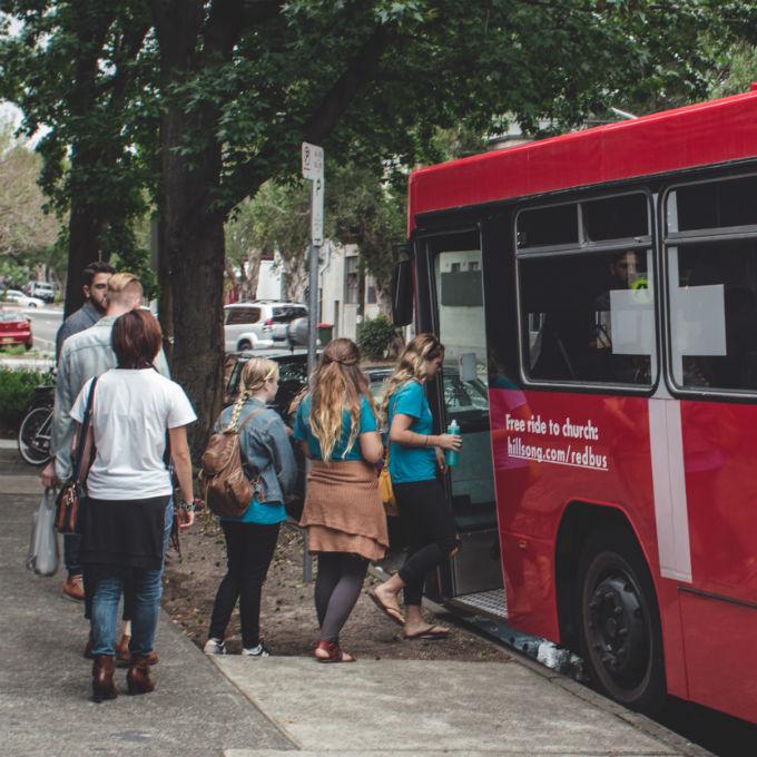 Bus Host Team Member