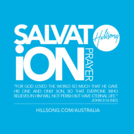Salvation Prayer Request Form
