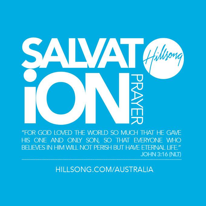 Salvation Prayer Request Form