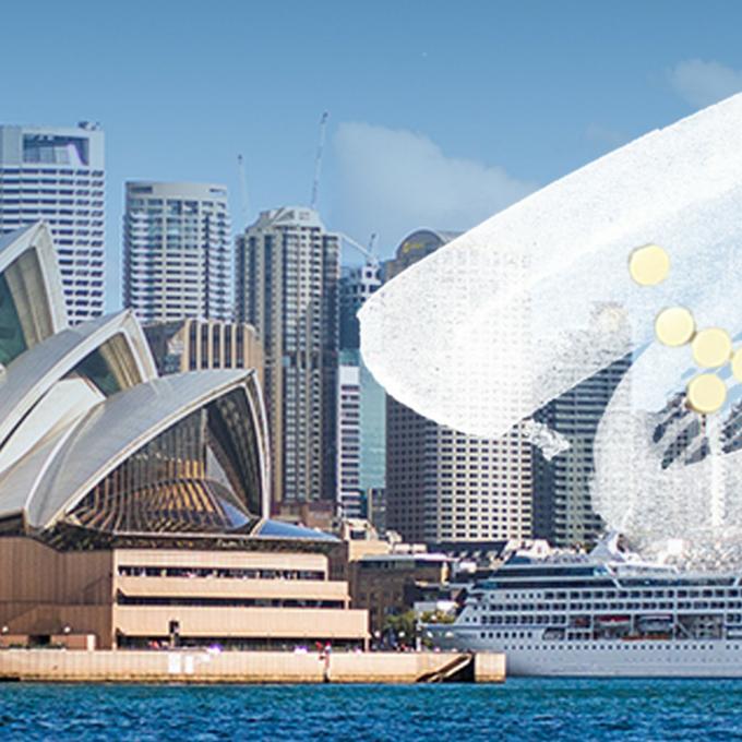 Sydney Opera House Screen Images