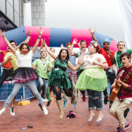 Hillsong Kids Weekend Runsheets