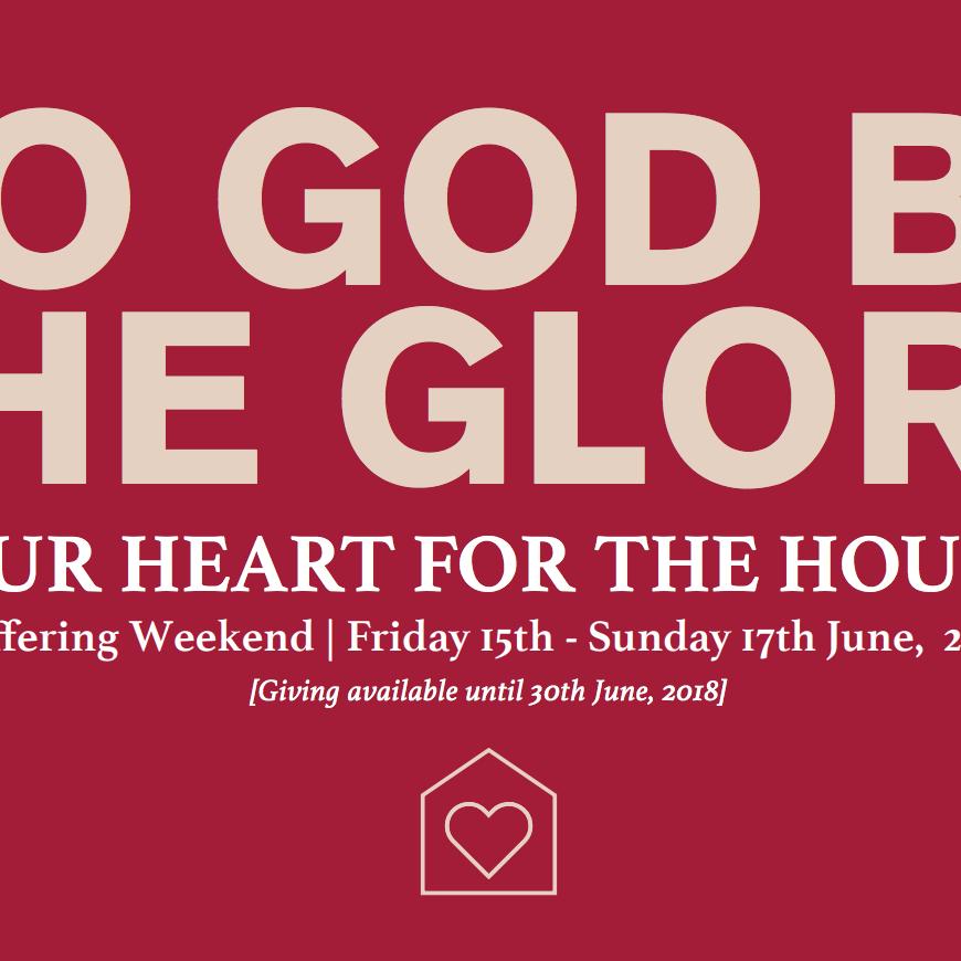 Heart For The House Giving Envelope