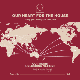 Heart For The House Magnet Template