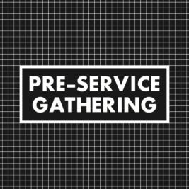 Pre-Service Gathering Coreflute