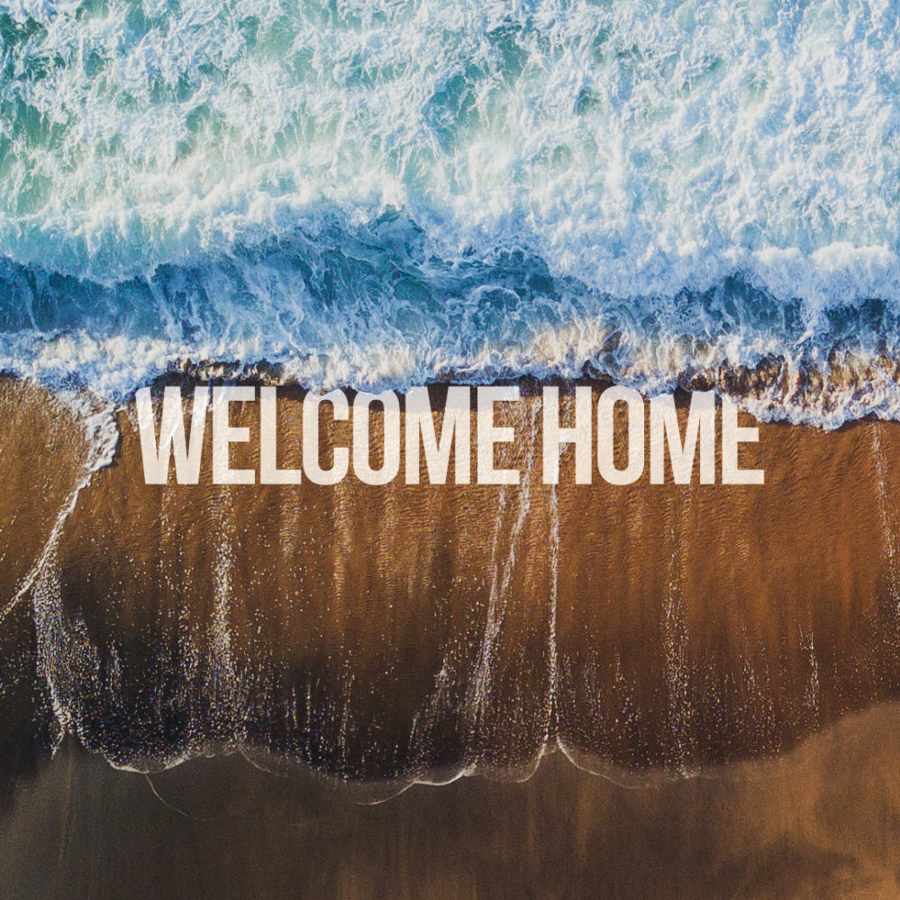 Welcome & Goodbye Screen Images