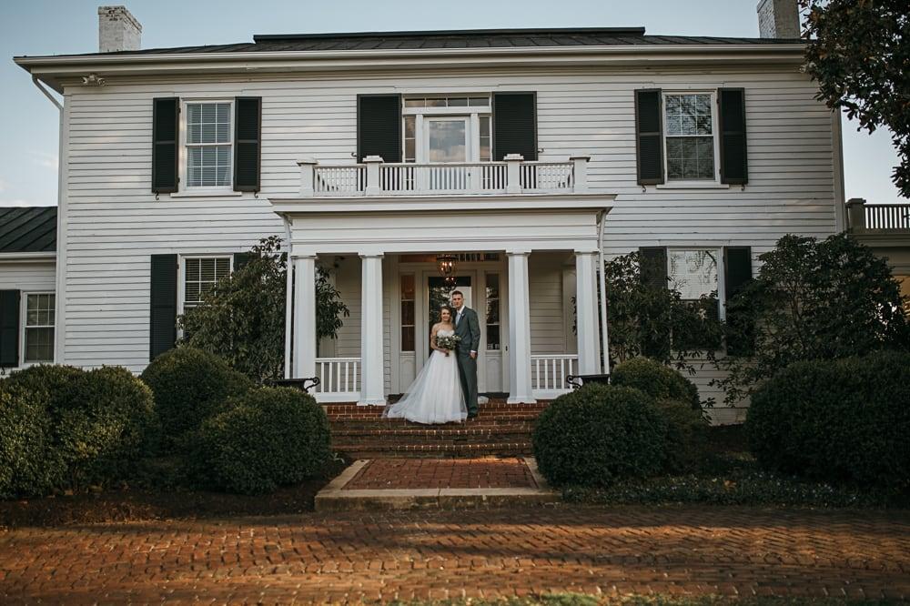 Brett&Megan   Wedding Photographer Bedford VA
