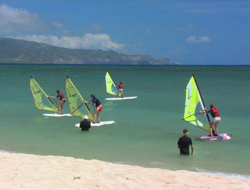 Level 1 - Intro to Windsurfing