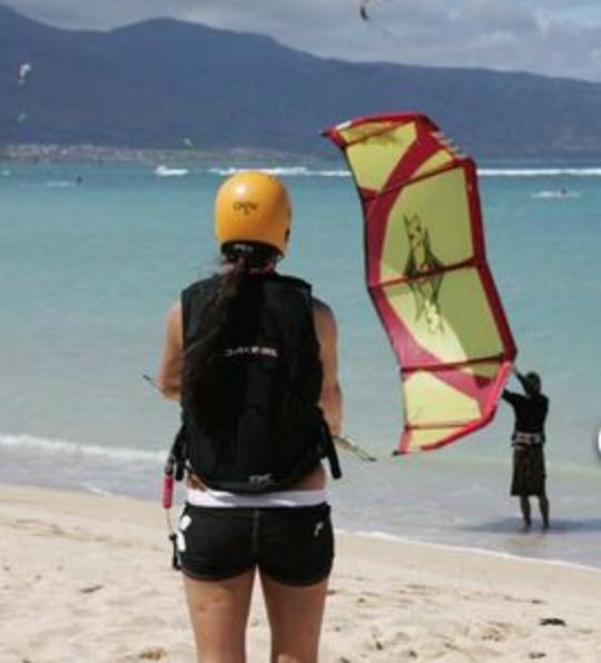 Intro to Kitesurfing