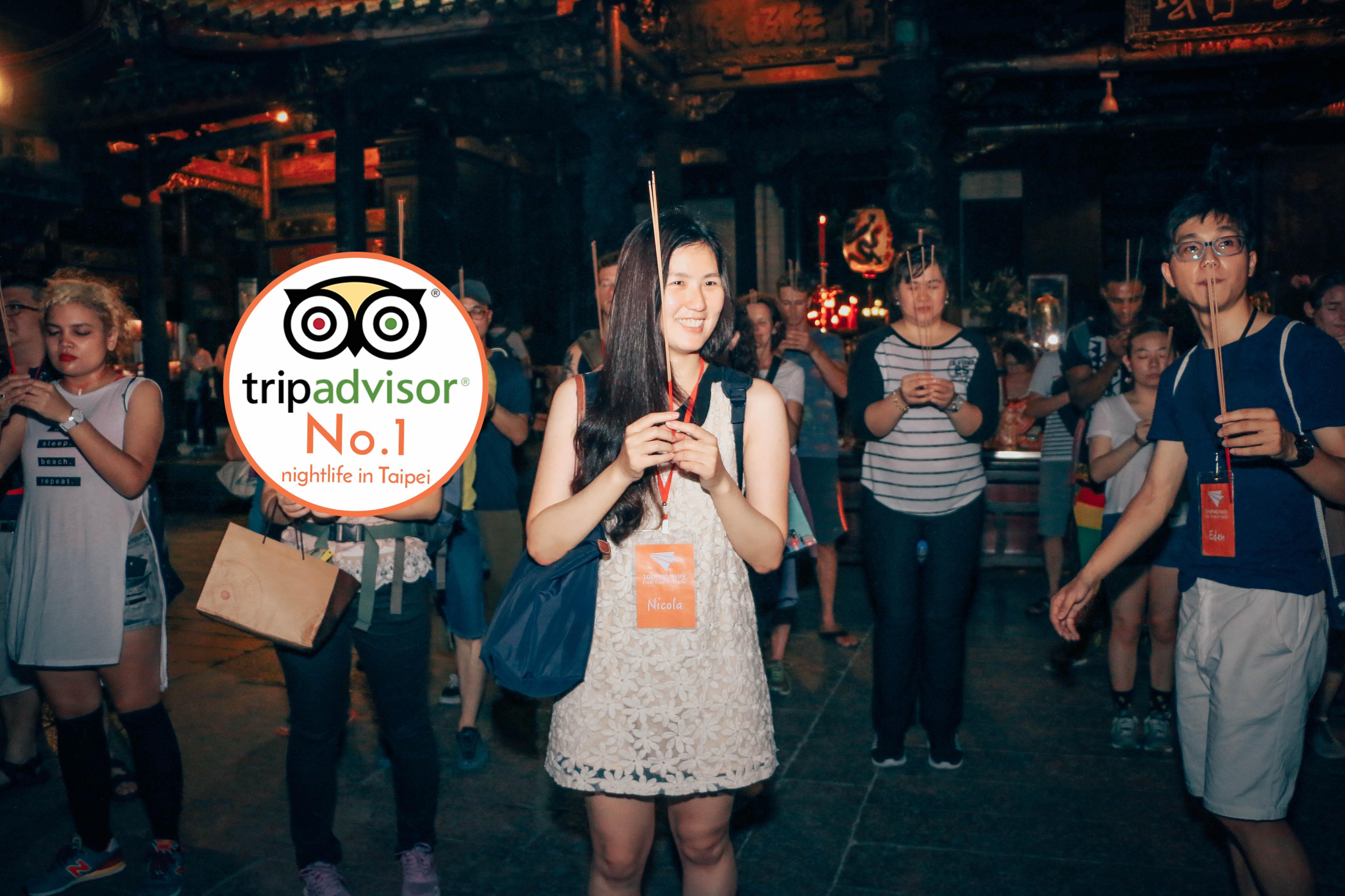 Free Taipei Walking Tour