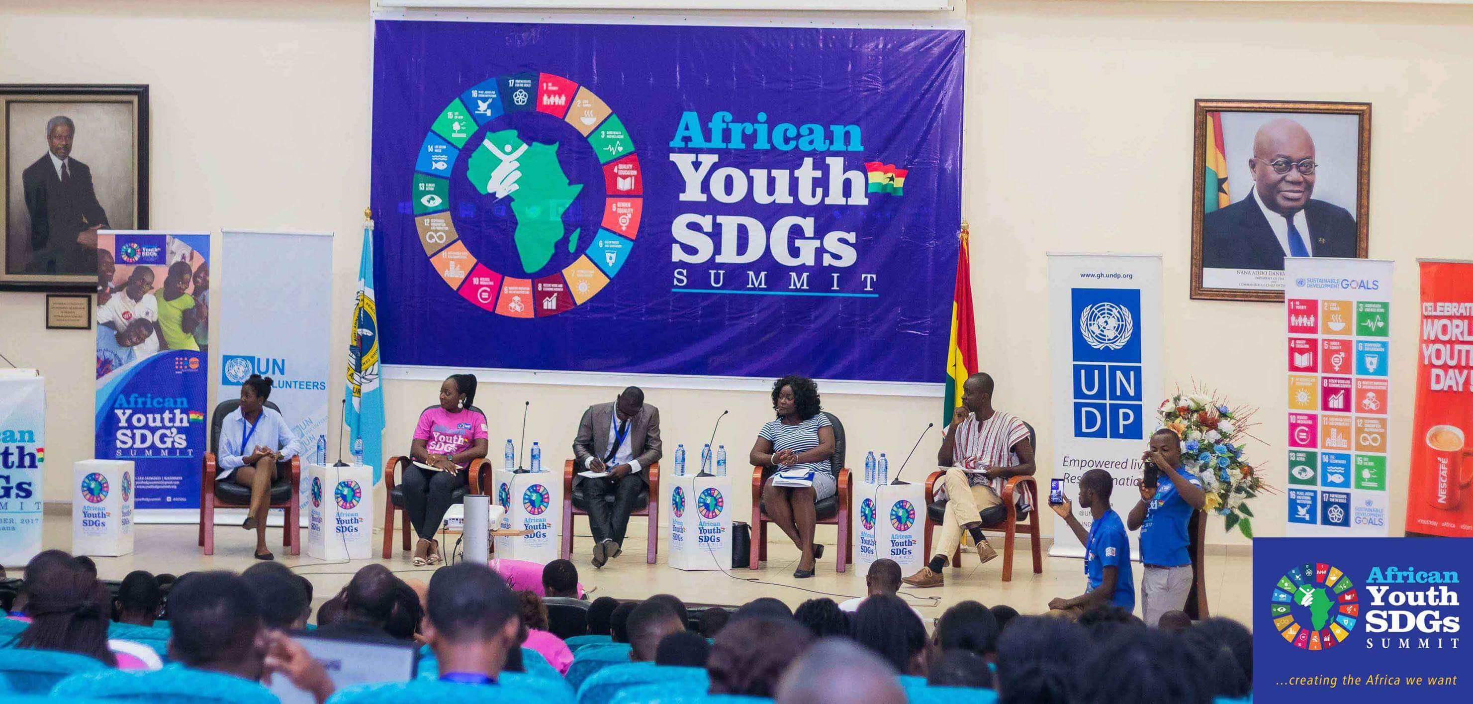 Image result for African Youth SDGs Summit