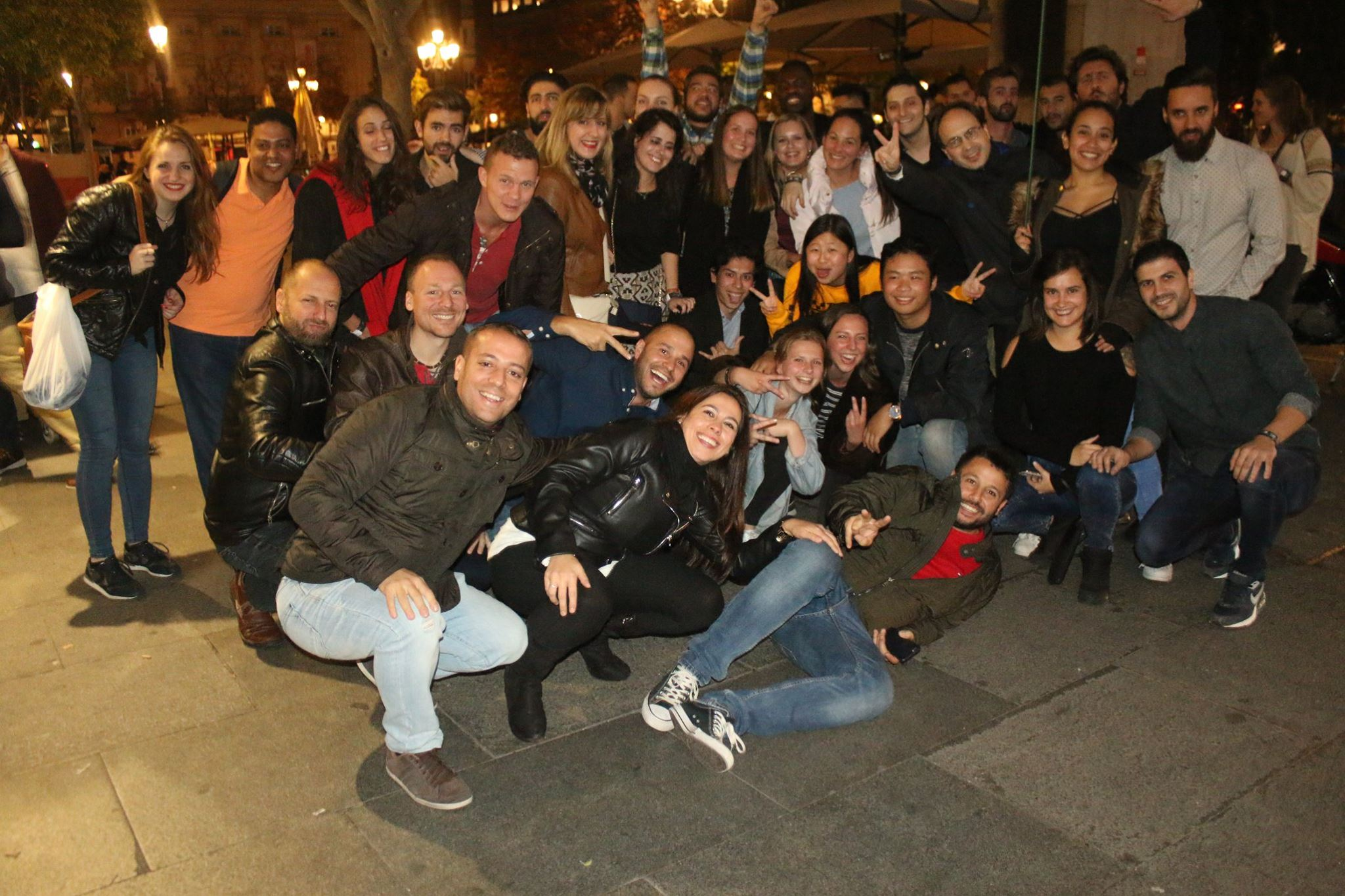 International meeting @ Party Madrid!   Madrid, Comunidad ... - photo#37