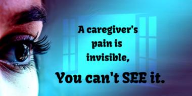 Autism caregiver pain invisble homemade stock