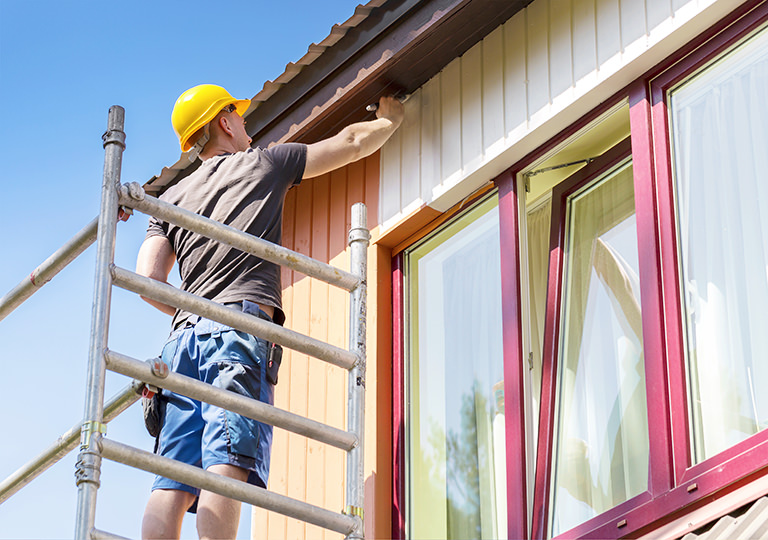 Painting Tips and Techniques from a Professional Exterior Painter