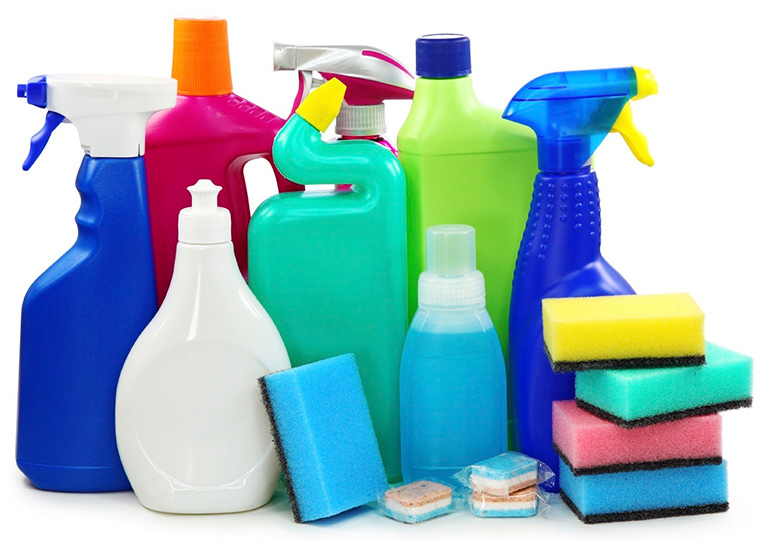oven cleaning materials