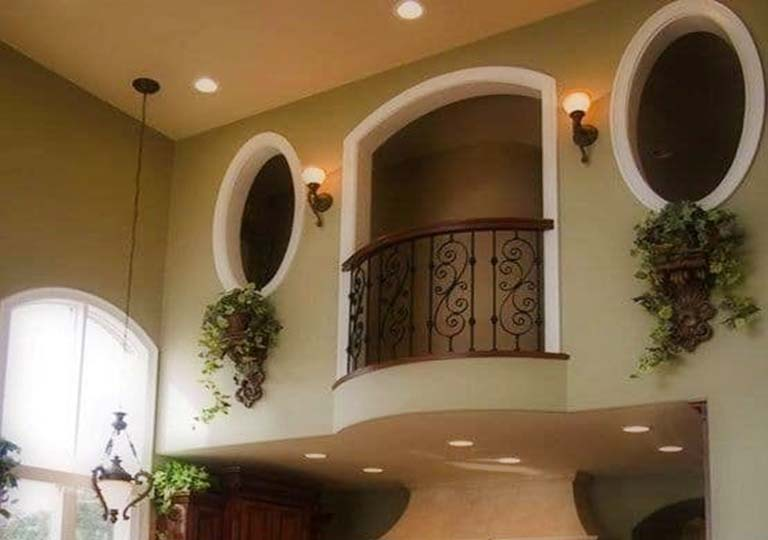Indoor Balcony