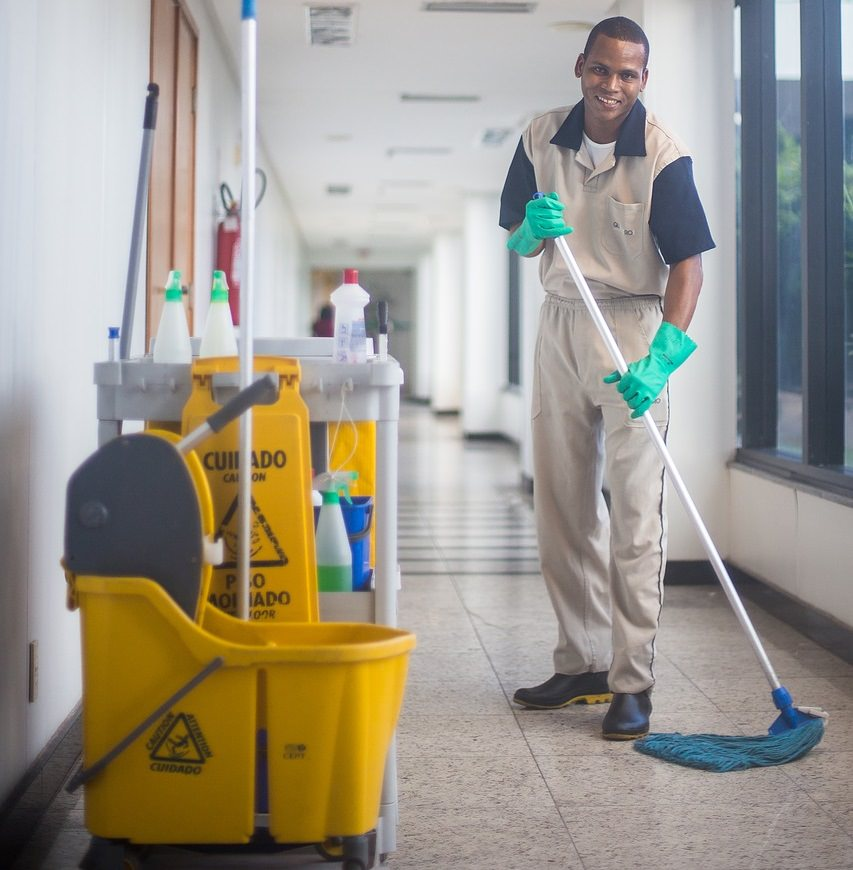 What Is Commercial Cleaning?