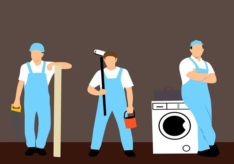 There's always a local handyman for every household job