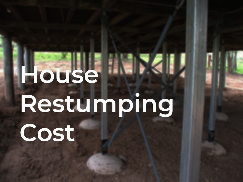 House Restumping Cost