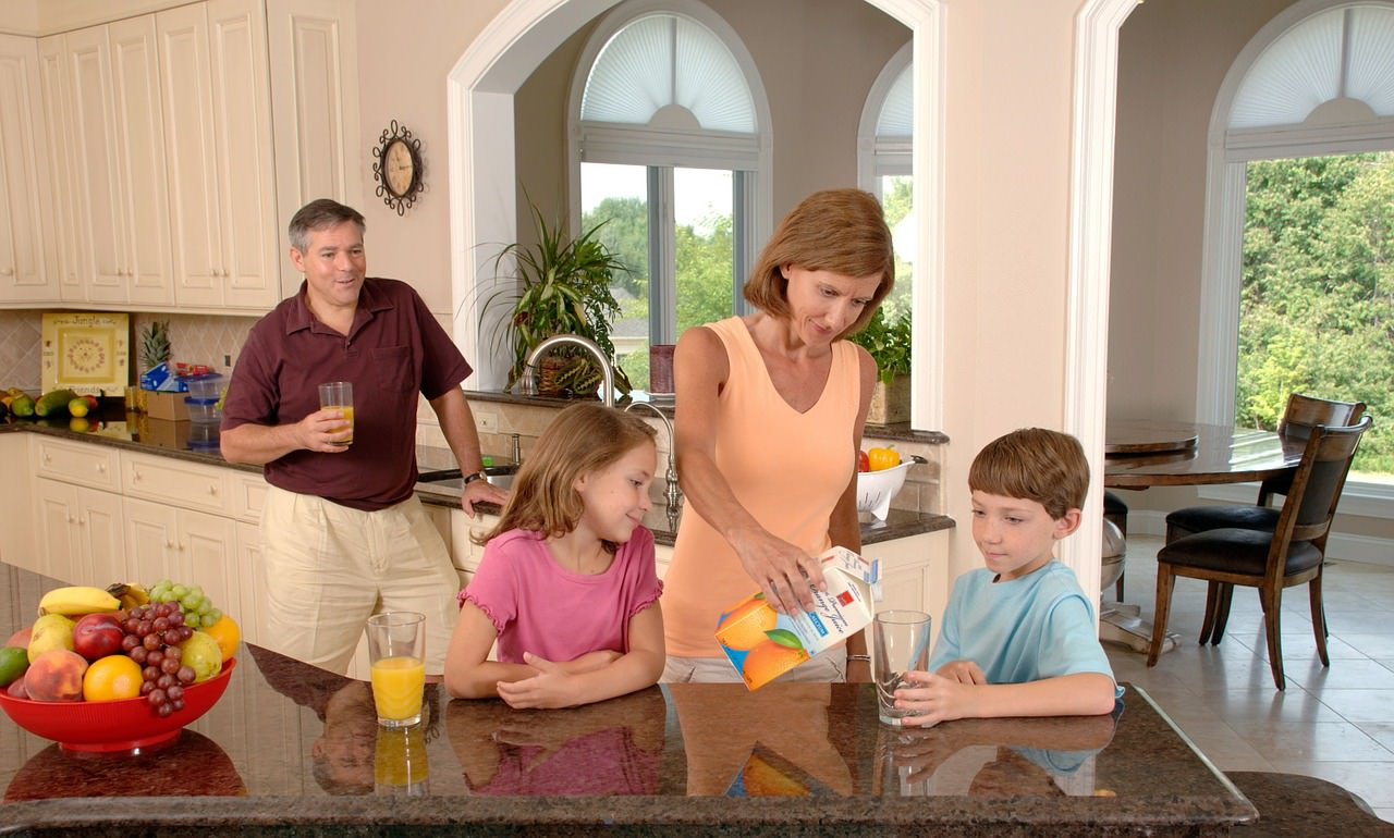 How to Renovate a Kitchen for the Family