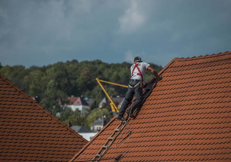 what is roof plumbing