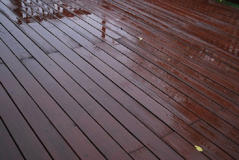 How to Clean Decking?