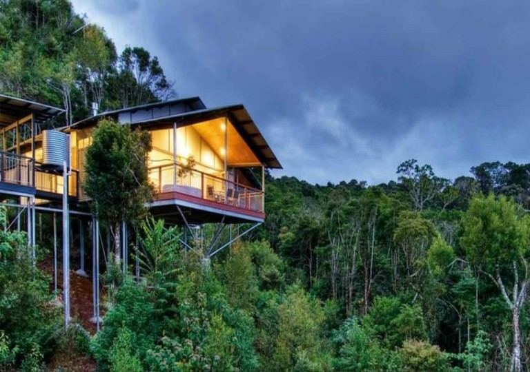 O'Reilly's Rainforest Guesthouse