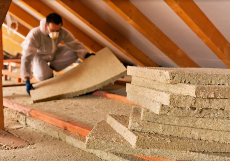 Hire a professional insulation service provider to regulate your home's temperature.